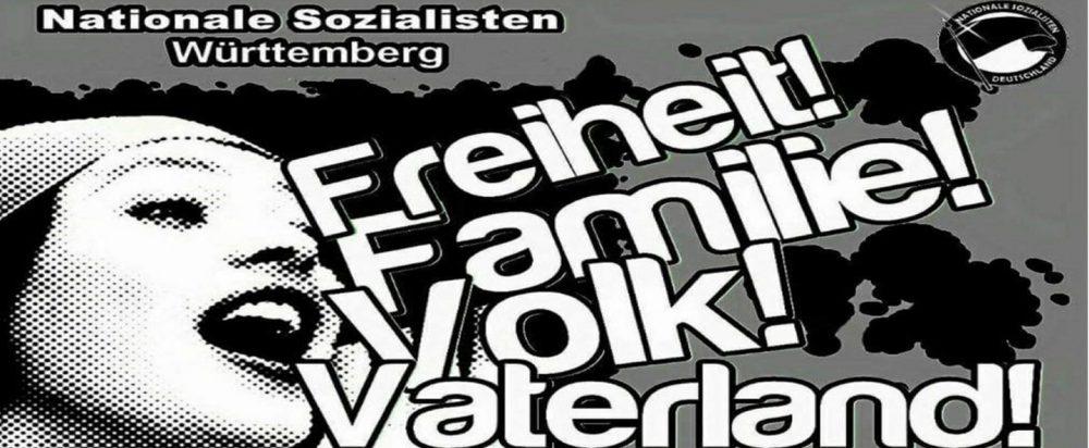 Nationale Sozialisten Württemberg