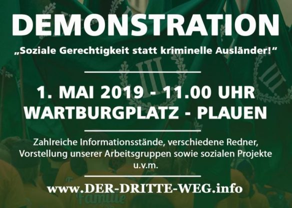 1-Mai-2019-Plauen